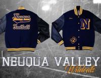 letter jacket NVHS