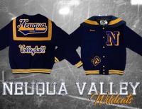 letter jacket for NVHS