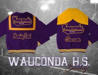 WHS Letter Jacket