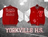 YHS Letter Jacket