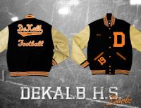 DHS Letter Jacket