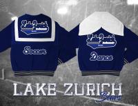 LZHS Letter Jacket