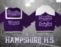 HHS Letter Jacket