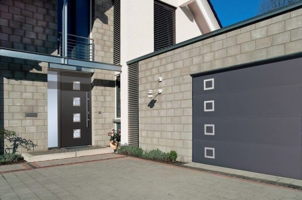Amarr garage door designer