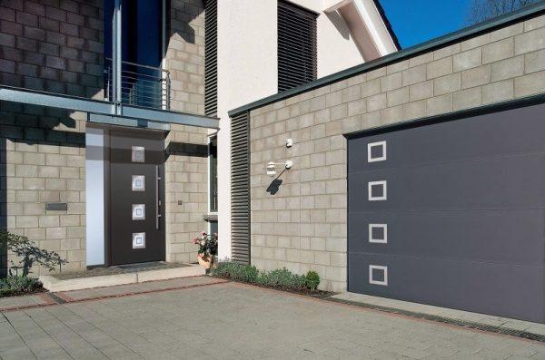 Amarr garage door designer