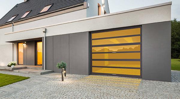 Amarr residential garage doors