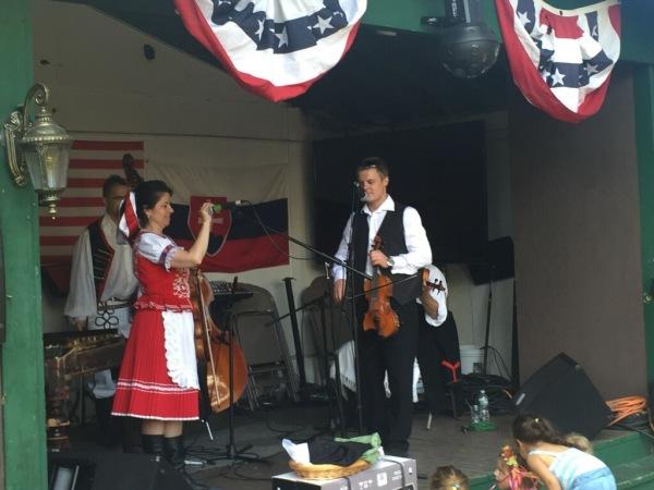 Pajtasi feat. Ladi at the Czechoslovak Wine Festival