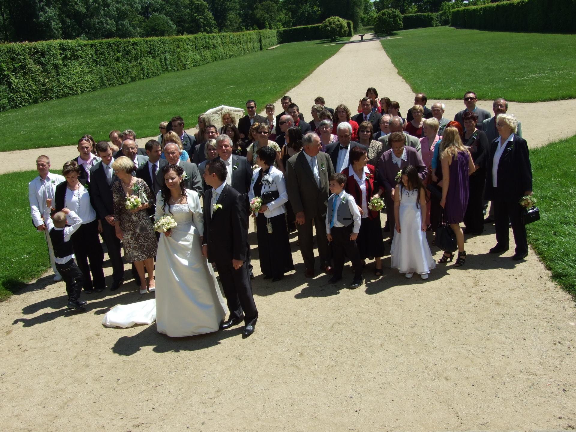 Knobloch's Wedding Celebration