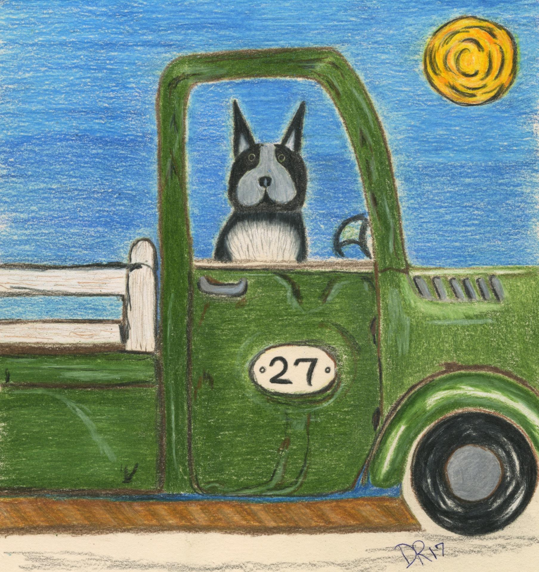 Truck n Dog