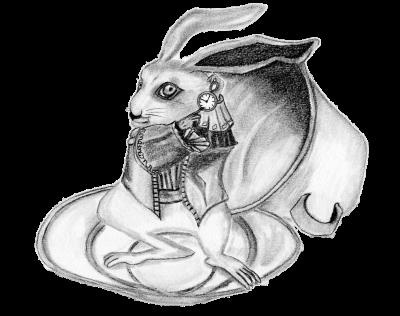 Rabbit Teacup