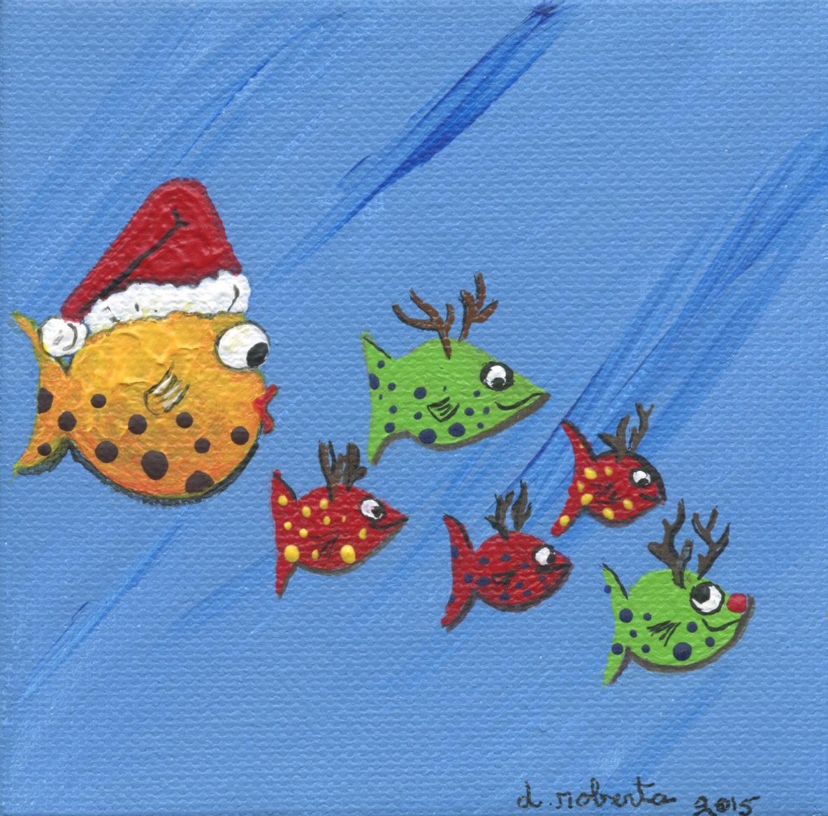 Christmas Fish