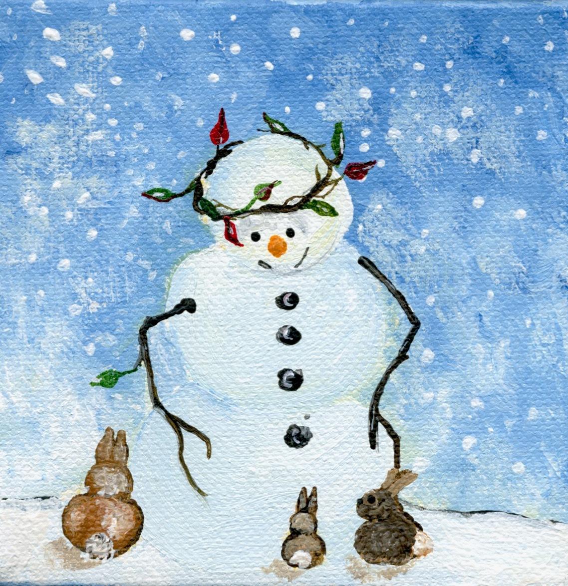 Snowmen 8
