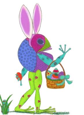 Hippi Dippi Bunny