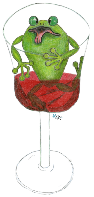 Drunken Frog
