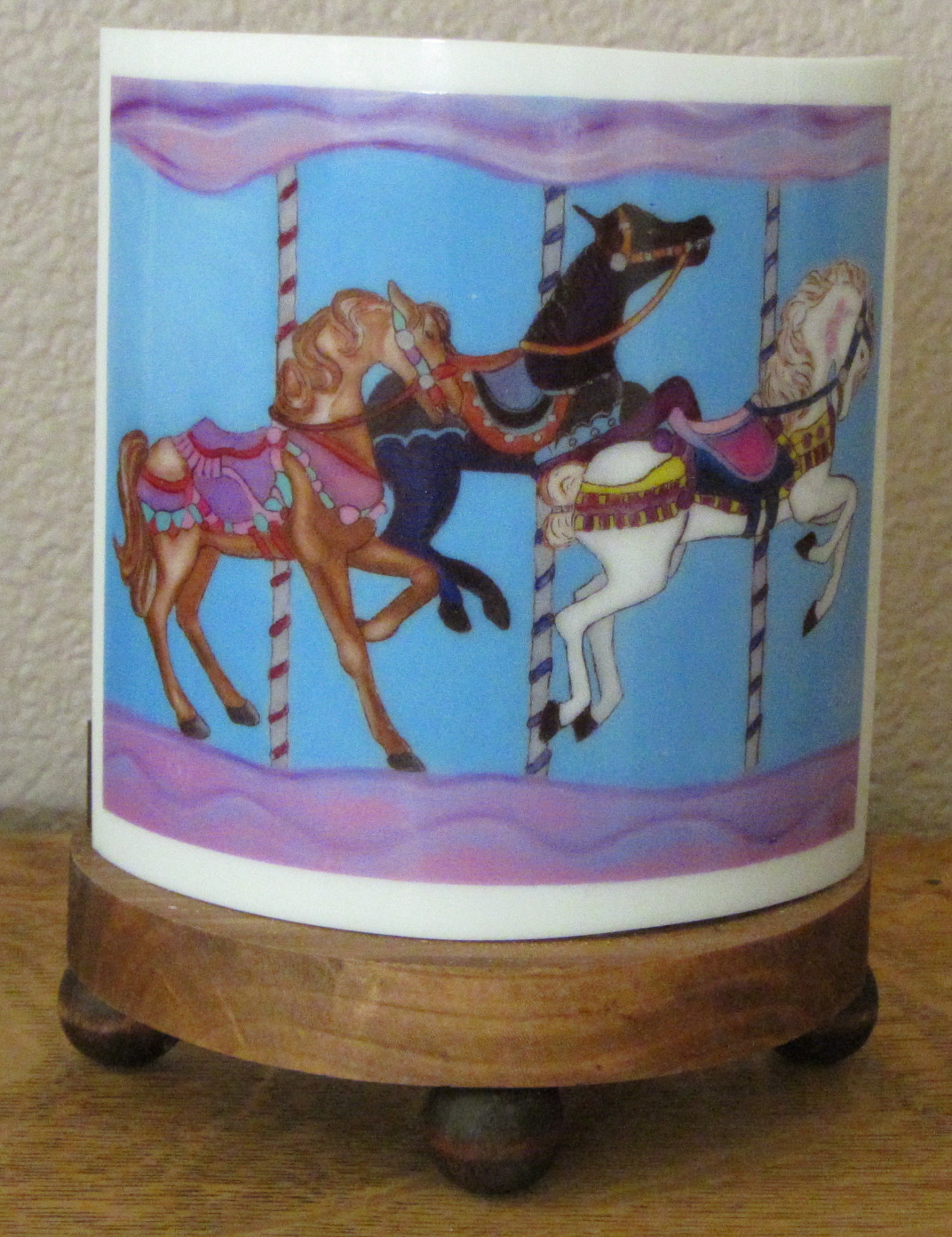 Nightlight Carousel