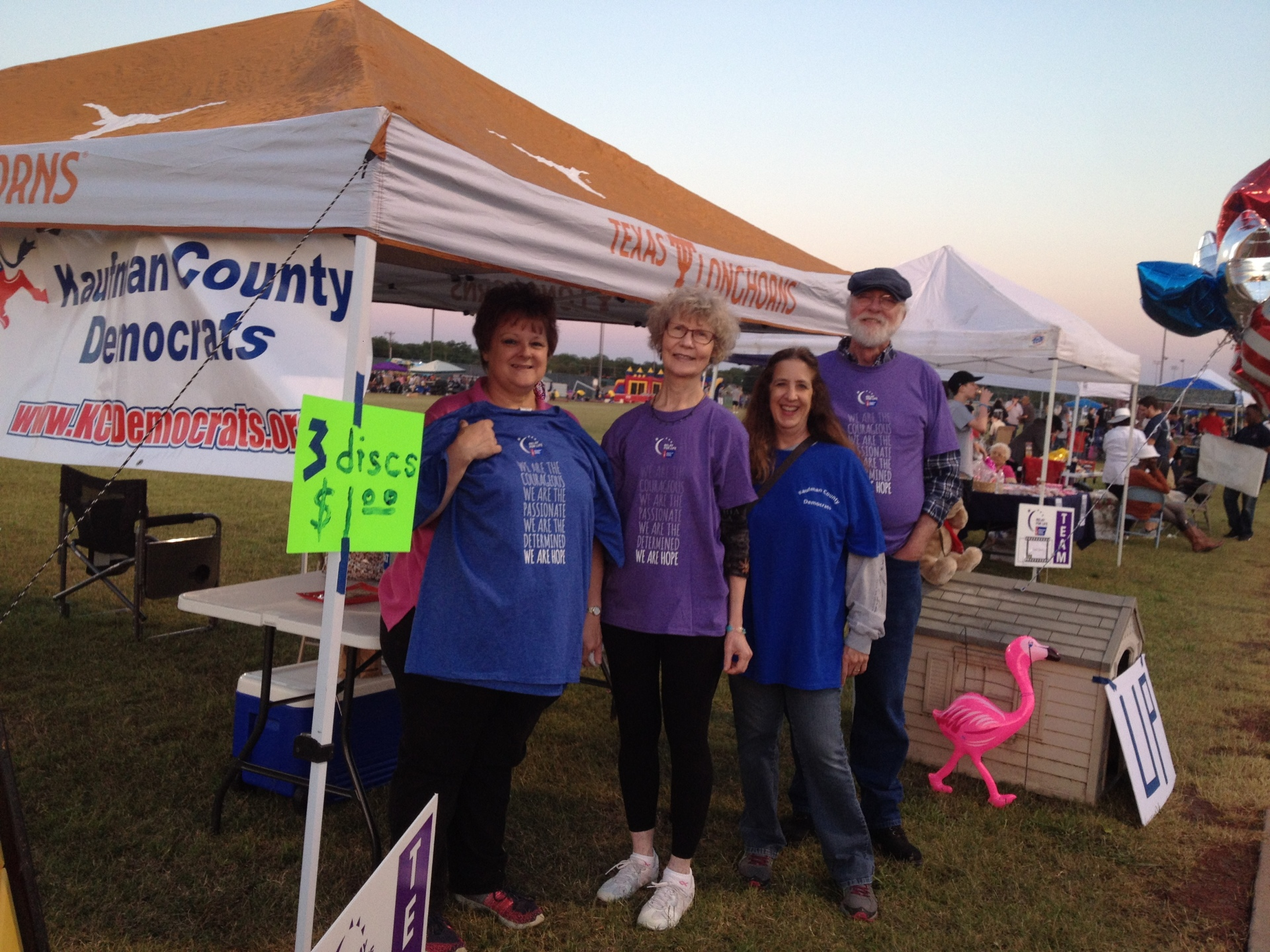 Kaufman Co. Relay for Life 2017