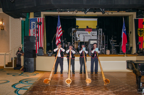German Day in Texas Galla
