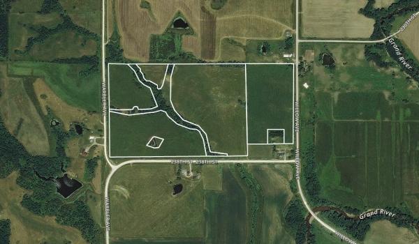 75 acres - Union County, Iowa