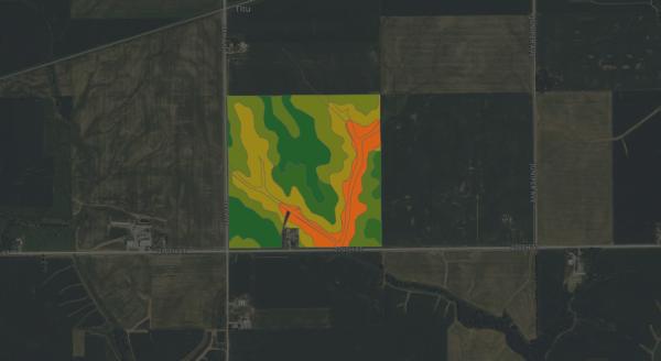 159 acres - Washington County, Iowa