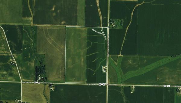 112 acres - Louisa County, Iowa