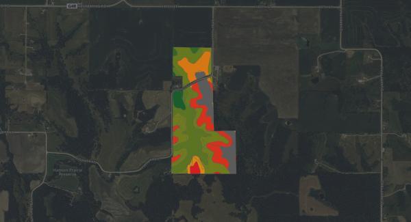 $4,825/ac: 135 acres - Madison County, Iowa