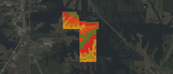 $2,785/ac: 142 acres - Monroe County, Iowa