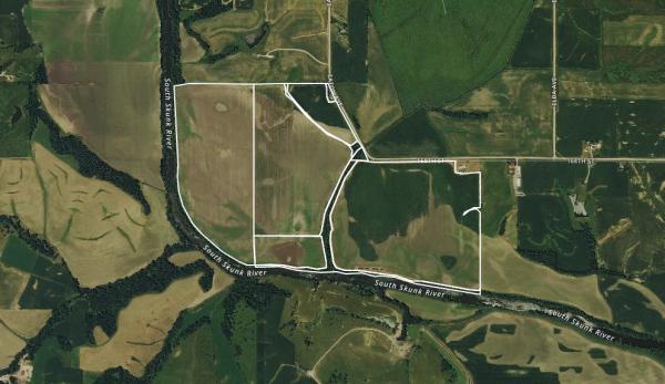 $8,500/ac: 334 acres - Mahaska County, Iowa
