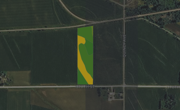$8,650/ac: 17 acres - Sac County, Iowa