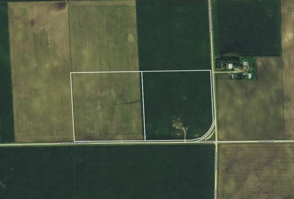 $9,650/ac: 80 acres - Emmet County, Iowa