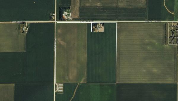 $13,342/ac: 162 acres - Osceola County, Iowa