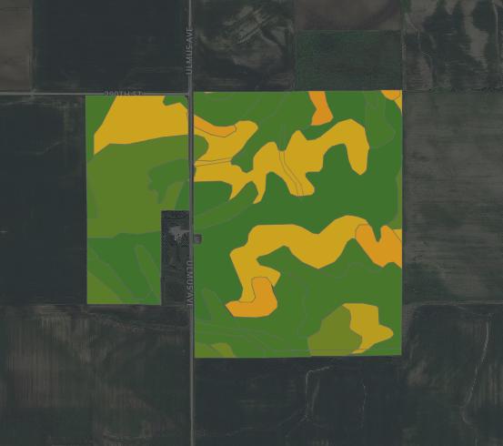 270 acres - Cerro Gordo County, Iowa