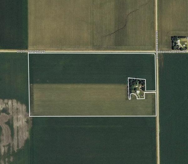 76 acres - Sioux County, Iowa