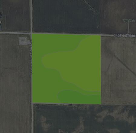 80 acres - Pocahontas County, Iowa