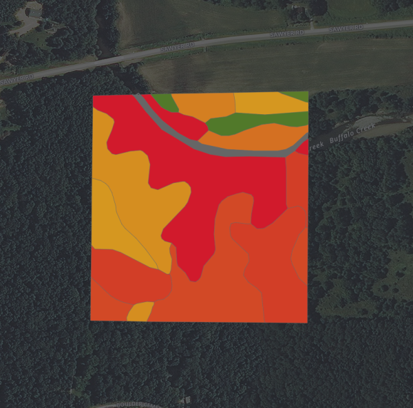 $6,150/ac: 41 acres - Linn County, Iowa