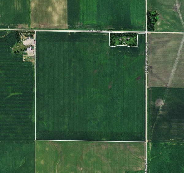160 acres - Osceola County, Iowa