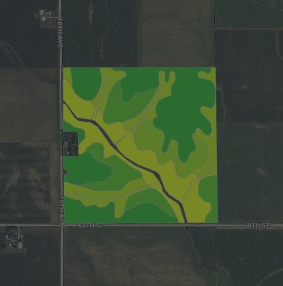 $9,500/ac: 155 acres - Benton County, Iowa