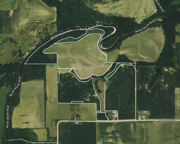 $5,400/ac: 160 acres - Keokuk County, Iowa