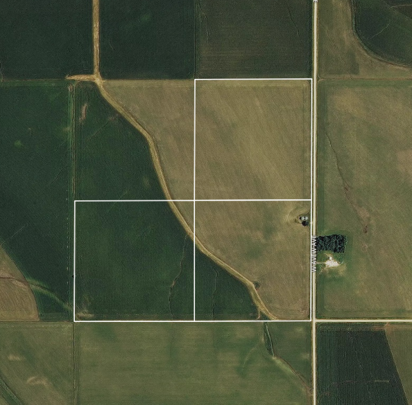 $10,700/ac: 160 acres - Cherokee County, Iowa