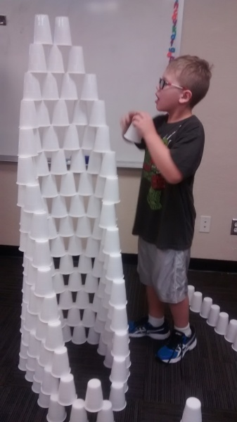 Making with cups