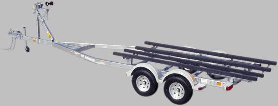EZLoader Bunk Tandem Axle