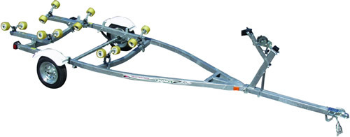 King Roller Single Axle