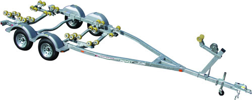 King Roller Tandem Axle