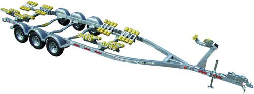 King Roller Triple Axle