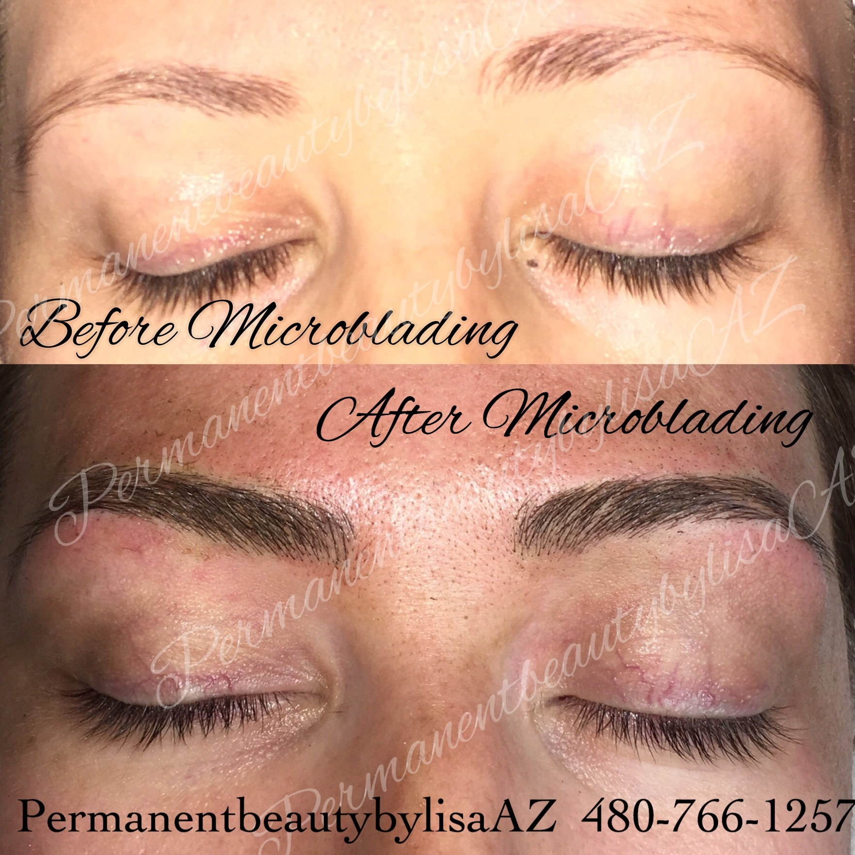 Getting Ready to Have Permanent Makeup or Microblading