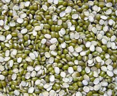Split Green Beans (Mung Dal)