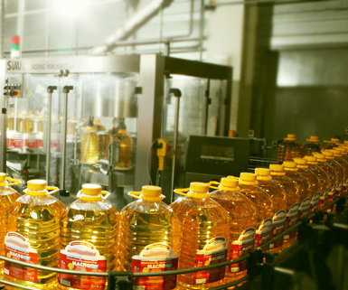 Refined Sunflower oil (for Middle East)