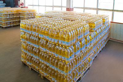 Refined Sunflower Oil (for European Standard)