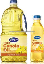 Rapeseed (Canola) Oil (CRSO).