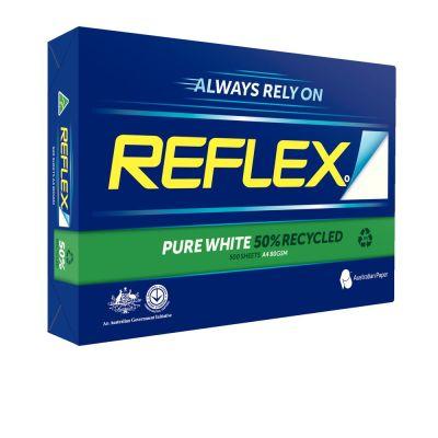 Reflex Copy Paper 80 GSM A4