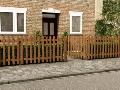 Picket Fencing - Why Chose This kind of Fencing?